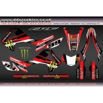 "Honda CRF250L ""Monster"" Graphics Kit"