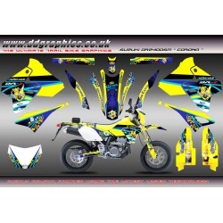 "Suzuki DRZ 400SM ""Corona"" Full Graphic Kit"