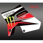 """Yamaha WR200 """"Monster """" Full Graphics Kit"""