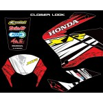 "Honda XR125 "" new xr racing team""  Graphics kit"